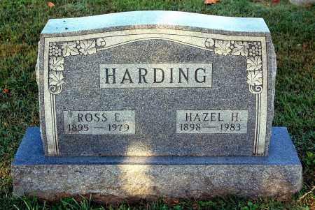 HARDING, HAZEL H. - Gallia County, Ohio | HAZEL H. HARDING - Ohio Gravestone Photos