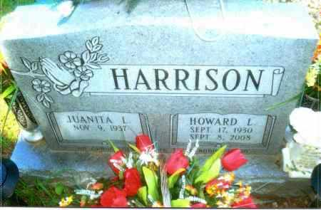 HARRISON, JUANITA - Gallia County, Ohio | JUANITA HARRISON - Ohio Gravestone Photos