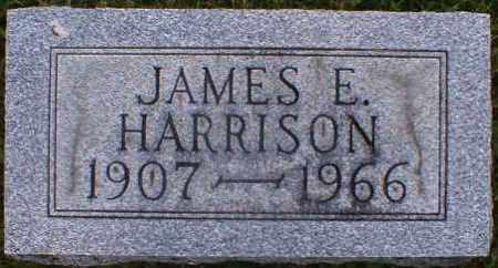 HARRISON, JAMES - Gallia County, Ohio | JAMES HARRISON - Ohio Gravestone Photos