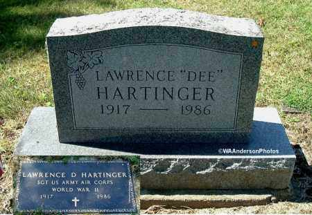 "HARTINGER, LAWRENCE ""DEE"" - Gallia County, Ohio 