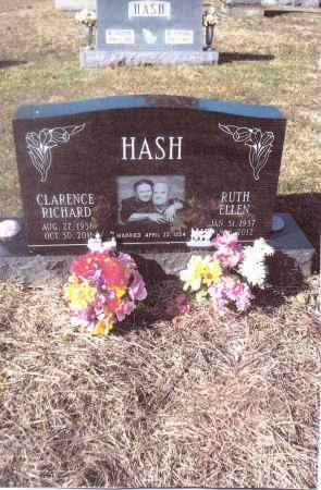 HASH, RUTH - Gallia County, Ohio | RUTH HASH - Ohio Gravestone Photos