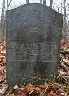 HAWK, SAMUEL - Gallia County, Ohio | SAMUEL HAWK - Ohio Gravestone Photos