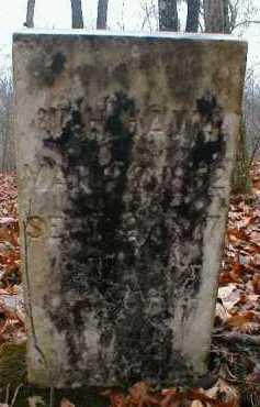 HAWK, W.H. - Gallia County, Ohio | W.H. HAWK - Ohio Gravestone Photos