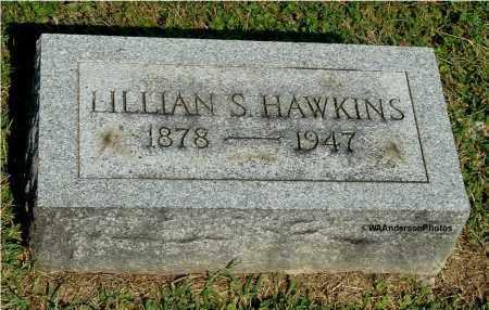 SHANNON HAWKINS, LILLIAN SHANNON - Gallia County, Ohio | LILLIAN SHANNON SHANNON HAWKINS - Ohio Gravestone Photos