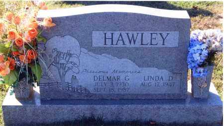 HAWLEY, LINDA - Gallia County, Ohio | LINDA HAWLEY - Ohio Gravestone Photos