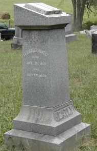 HEATLY, ELIZABETH - Gallia County, Ohio   ELIZABETH HEATLY - Ohio Gravestone Photos