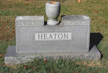 HEATON, FAMILY MONUMENT - Gallia County, Ohio | FAMILY MONUMENT HEATON - Ohio Gravestone Photos