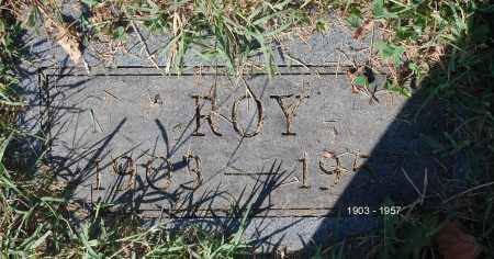 HEATON, ROY - Gallia County, Ohio   ROY HEATON - Ohio Gravestone Photos