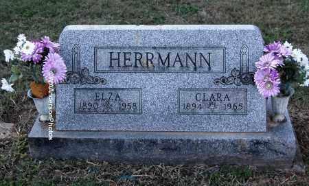 HERRMANN, ELZA - Gallia County, Ohio | ELZA HERRMANN - Ohio Gravestone Photos