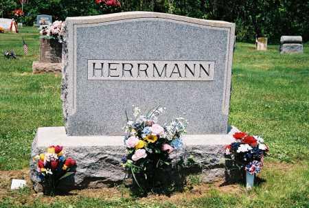 HERRMANN, GEORGE, MINNIE, HORACE, ESTELLA, MARION - Gallia County, Ohio   GEORGE, MINNIE, HORACE, ESTELLA, MARION HERRMANN - Ohio Gravestone Photos