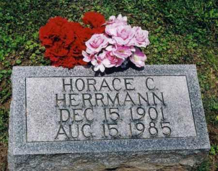 HERRMANN, HORACE CARTER - Gallia County, Ohio | HORACE CARTER HERRMANN - Ohio Gravestone Photos