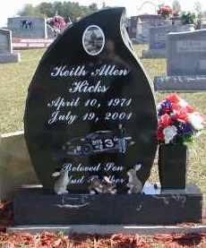 HICKS, KEITH - Gallia County, Ohio | KEITH HICKS - Ohio Gravestone Photos