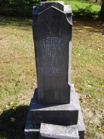 HILL, HENRY - Gallia County, Ohio | HENRY HILL - Ohio Gravestone Photos