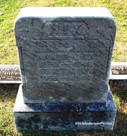 SHOEMAKER HIX, ROSETTA - Gallia County, Ohio | ROSETTA SHOEMAKER HIX - Ohio Gravestone Photos