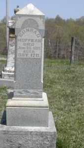 HOFFMAN, CONRAD - Gallia County, Ohio | CONRAD HOFFMAN - Ohio Gravestone Photos