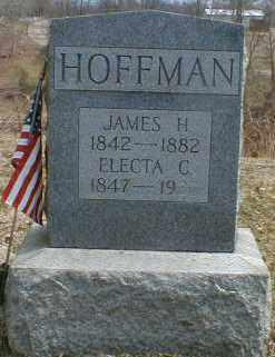 HOFFMAN, ELECTA - Gallia County, Ohio | ELECTA HOFFMAN - Ohio Gravestone Photos
