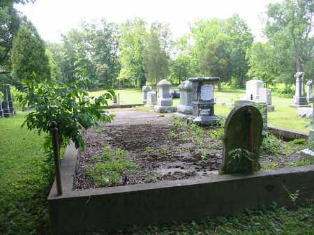 HOLCOMB CEMETERY, PLOT FOR FAMILY - VIEW 2 - Gallia County, Ohio | PLOT FOR FAMILY - VIEW 2 HOLCOMB CEMETERY - Ohio Gravestone Photos
