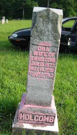 HOLCOMB, ORA - Gallia County, Ohio | ORA HOLCOMB - Ohio Gravestone Photos