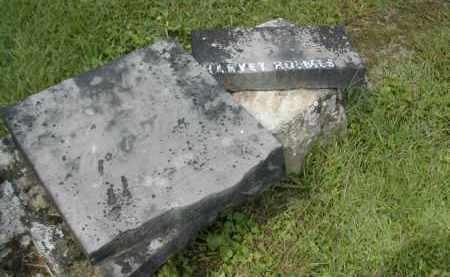 HOLMES, HARVEY - Gallia County, Ohio   HARVEY HOLMES - Ohio Gravestone Photos
