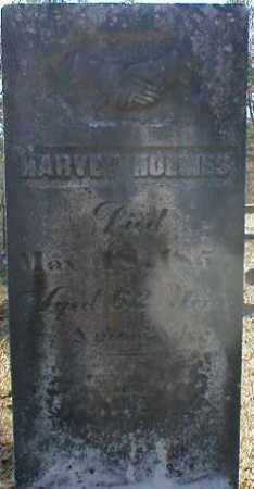 HOLMES, HARVEY - Gallia County, Ohio | HARVEY HOLMES - Ohio Gravestone Photos