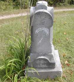 HOLMES, MARGARET - Gallia County, Ohio | MARGARET HOLMES - Ohio Gravestone Photos