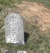 HOOPER, INFANT DAUGHTER - Gallia County, Ohio | INFANT DAUGHTER HOOPER - Ohio Gravestone Photos