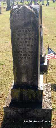 HOOPER, MARY - Gallia County, Ohio | MARY HOOPER - Ohio Gravestone Photos
