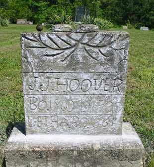DICKERSON HOOVER, ARLETHA JANE - Gallia County, Ohio | ARLETHA JANE DICKERSON HOOVER - Ohio Gravestone Photos