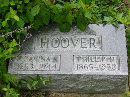 HOOVER, PHILLIP HENRY - Gallia County, Ohio | PHILLIP HENRY HOOVER - Ohio Gravestone Photos
