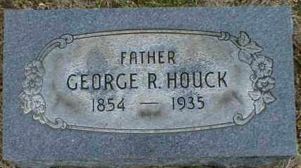 HOUCK, GEORGE - Gallia County, Ohio   GEORGE HOUCK - Ohio Gravestone Photos