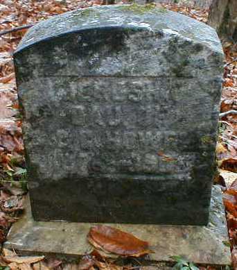 HOWELL, JERUSHA - Gallia County, Ohio | JERUSHA HOWELL - Ohio Gravestone Photos