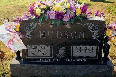 HUDSON, PAUL - Gallia County, Ohio | PAUL HUDSON - Ohio Gravestone Photos