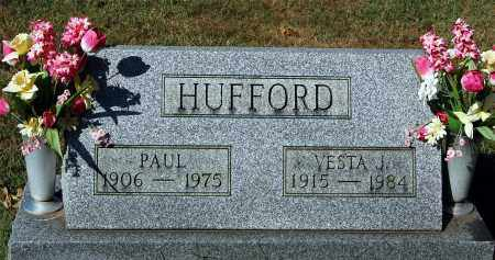 HUFFORD, PAUL - Gallia County, Ohio   PAUL HUFFORD - Ohio Gravestone Photos
