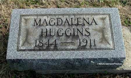 HUGGINS, MAGDALENA - Gallia County, Ohio | MAGDALENA HUGGINS - Ohio Gravestone Photos