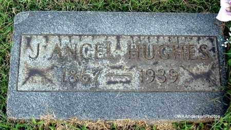 HUGHES, JAMES ANCEL - Gallia County, Ohio   JAMES ANCEL HUGHES - Ohio Gravestone Photos