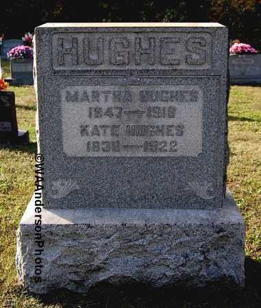 HUGHES, KATE - Gallia County, Ohio | KATE HUGHES - Ohio Gravestone Photos
