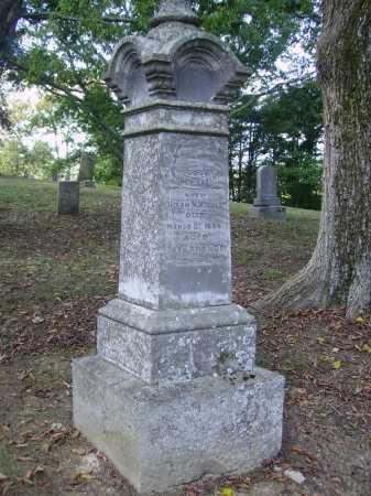 EAKIN HUGHES, NANCY - OVERALL VIEW - Gallia County, Ohio | NANCY - OVERALL VIEW EAKIN HUGHES - Ohio Gravestone Photos