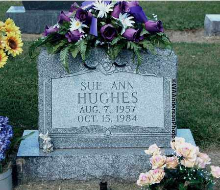 HUGHES, SUE ANN - Gallia County, Ohio | SUE ANN HUGHES - Ohio Gravestone Photos