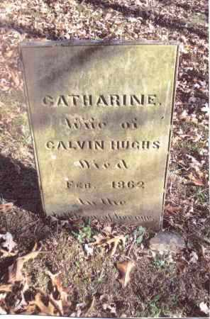 HUGHS, CATHARINE - Gallia County, Ohio | CATHARINE HUGHS - Ohio Gravestone Photos