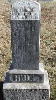 HULL, LIZZIE - Gallia County, Ohio | LIZZIE HULL - Ohio Gravestone Photos