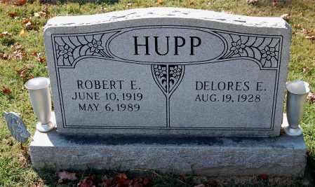 HUPP, DELORES E - Gallia County, Ohio | DELORES E HUPP - Ohio Gravestone Photos