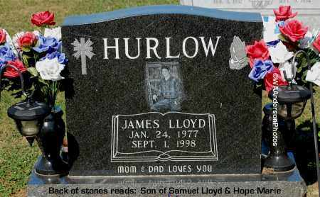 HURLOW, JAMES LLOYD - Gallia County, Ohio | JAMES LLOYD HURLOW - Ohio Gravestone Photos
