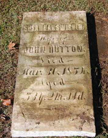 SWISHER HUTTON, SUSANNAH - Gallia County, Ohio | SUSANNAH SWISHER HUTTON - Ohio Gravestone Photos