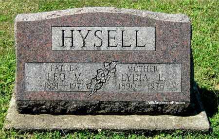 HYSELL, LYDIA E - Gallia County, Ohio   LYDIA E HYSELL - Ohio Gravestone Photos