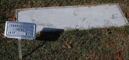 INGELS, CHARLES F. - Gallia County, Ohio | CHARLES F. INGELS - Ohio Gravestone Photos