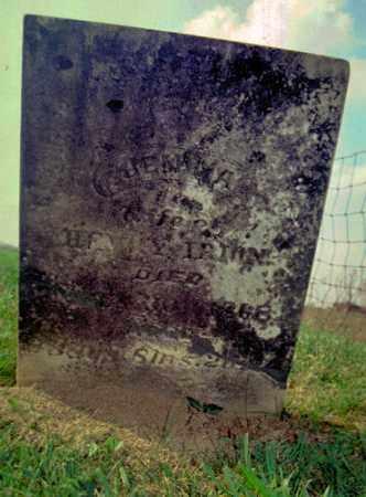 IRION, JEMIMA - Gallia County, Ohio   JEMIMA IRION - Ohio Gravestone Photos