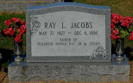 JACOBS, RAY LLOYD - Gallia County, Ohio | RAY LLOYD JACOBS - Ohio Gravestone Photos