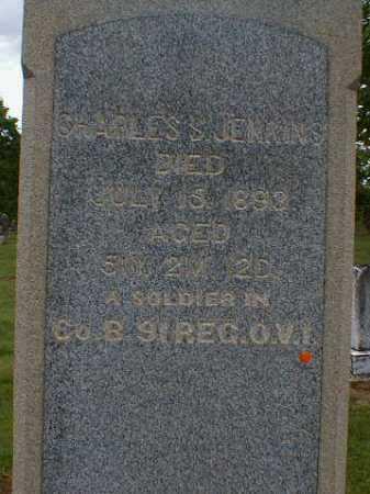 JENKINS, CHARLES - Gallia County, Ohio   CHARLES JENKINS - Ohio Gravestone Photos