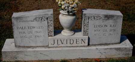 JIVIDEN, EDISON - Gallia County, Ohio   EDISON JIVIDEN - Ohio Gravestone Photos