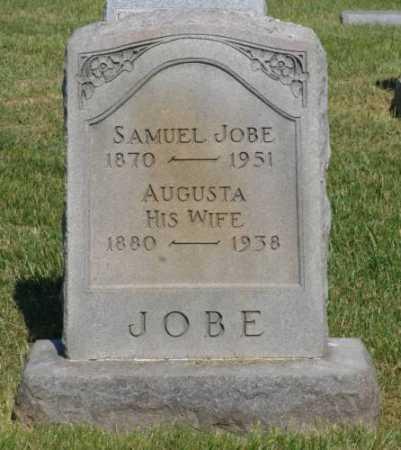 JOBE, SAMUEL - Gallia County, Ohio | SAMUEL JOBE - Ohio Gravestone Photos